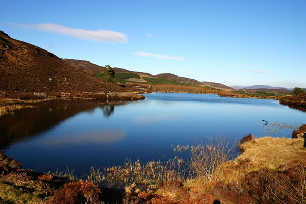 Lochan at Pitcastle